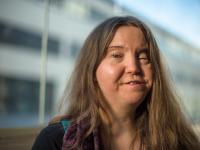 Camilla Hansen, fotografert av Eirik Eiglad