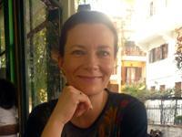 Camilla Svendsen Skriung i Thessaloniki